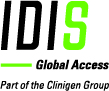 Idis GA Part of Clinigen Group logo